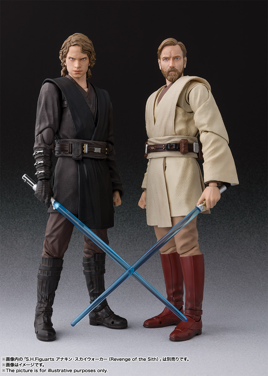S.H.Figuarts オビ=ワン・ケノービ(STAR WARS:Revenge of the Sith) 08