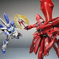 THE ROBOT SPIRITS <SIDE MS> Nightingale (heavy painting specification) 【2nd order: shipped in April 2019】