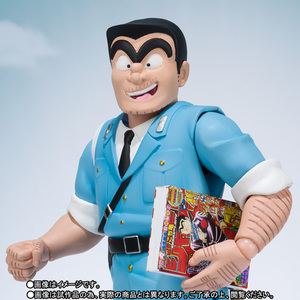 S.H.Figuarts 両津勘吉 JUMP 50th ANNIVERSARY EDITION ~III~【先着販売】 01