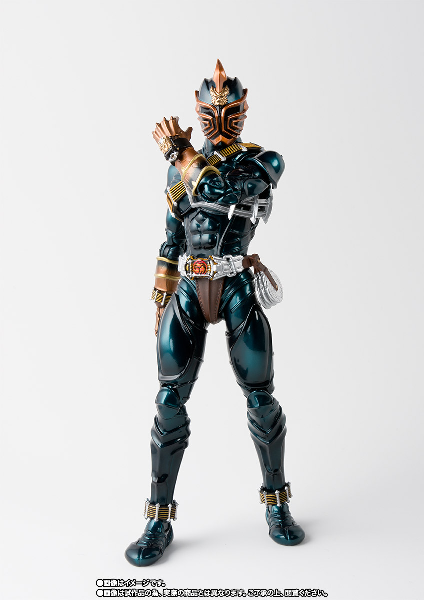 S.H.Figuarts(真骨彫製法) 仮面ライダー斬鬼 02
