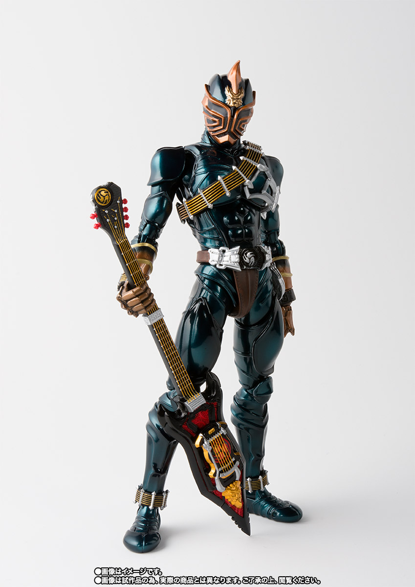 S.H.Figuarts(真骨彫製法) 仮面ライダー斬鬼 03