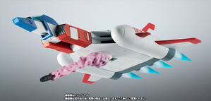 ROBOT魂 <SIDE MS> FF-X7-Bst コア・ブースター 2機セット ver. A.N.I.M.E. ~スレッガー005 & セイラ006~ 03
