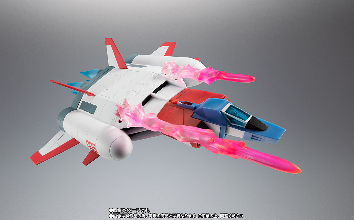 ROBOT魂 <SIDE MS> FF-X7-Bst コア・ブースター 2機セット ver. A.N.I.M.E. ~スレッガー005 & セイラ006~ 04