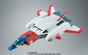 ROBOT魂 <SIDE MS> FF-X7-Bst コア・ブースター 2機セット ver. A.N.I.M.E. ~スレッガー005 & セイラ006~ 07