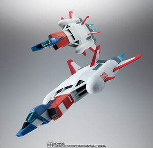 ROBOT魂 <SIDE MS> FF-X7-Bst コア・ブースター 2機セット ver. A.N.I.M.E. ~スレッガー005 & セイラ006~ 10