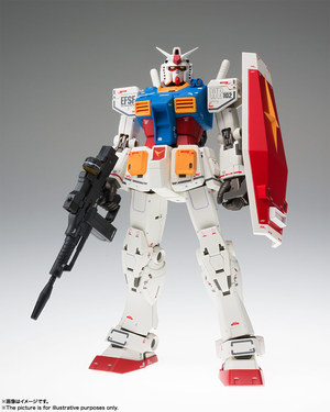 GUNDAM FIX FIGURATION METAL COMPOSITE RX-78-02 ガンダム(40周年記念Ver.) 01