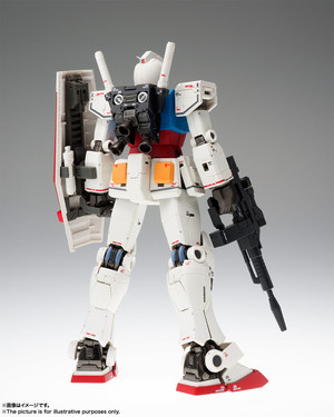GUNDAM FIX FIGURATION METAL COMPOSITE RX-78-02 ガンダム(40周年記念Ver.) 02