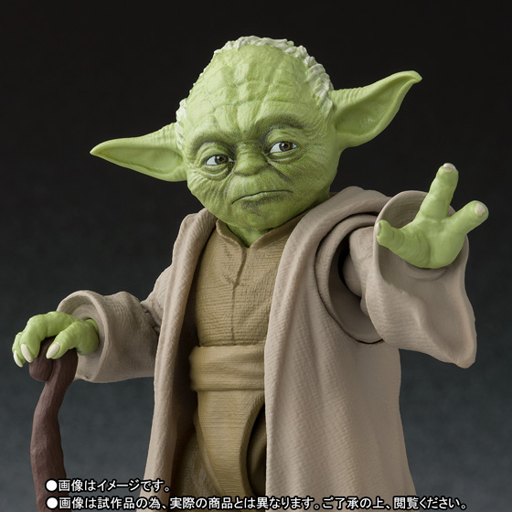 S.H.Figuarts ヨーダ(STAR WARS:Revenge of the Sith)  | 魂ウェブ