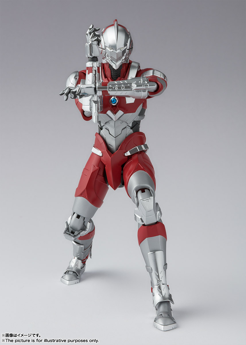 S.H.Figuarts ULTRAMAN -the Animation- 01