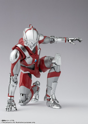 S.H.Figuarts ULTRAMAN -the Animation- 04