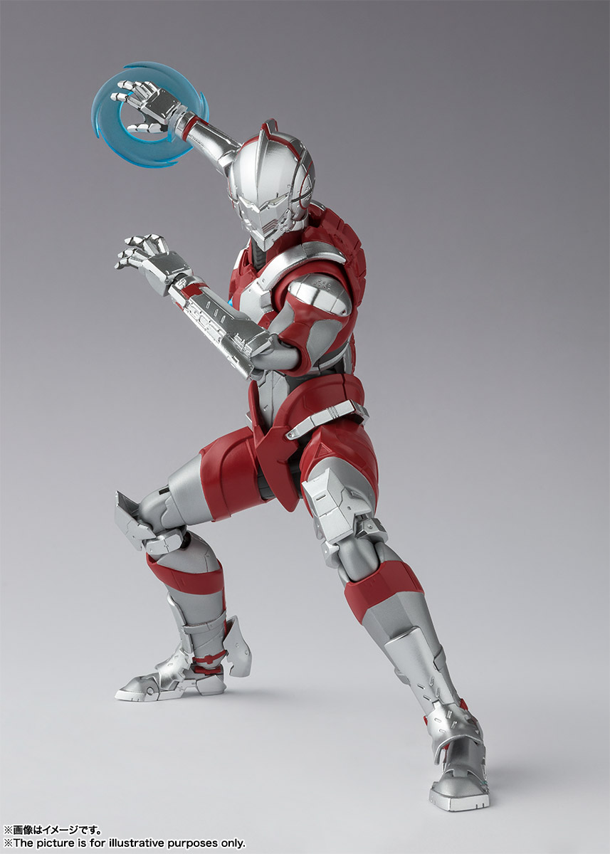 S.H.Figuarts ULTRAMAN -the Animation- | 魂ウェブ
