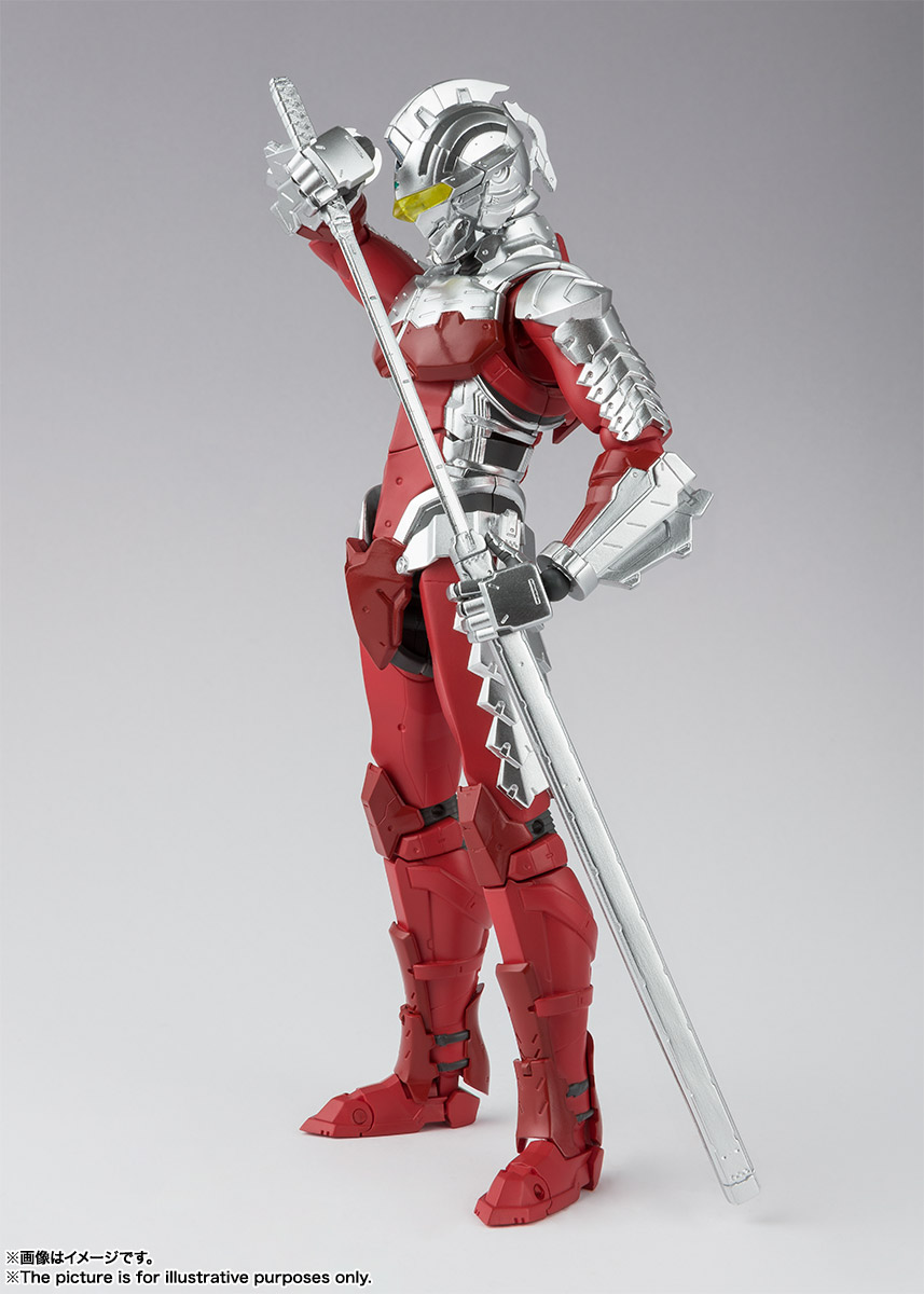 S.H.Figuarts ULTRAMAN SUIT ver7 -the Animation- 01