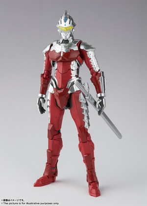 S.H.Figuarts ULTRAMAN SUIT ver7 -the Animation- 02