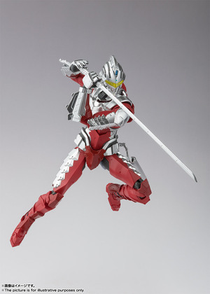 S.H.Figuarts ULTRAMAN SUIT ver7 -the Animation- 04