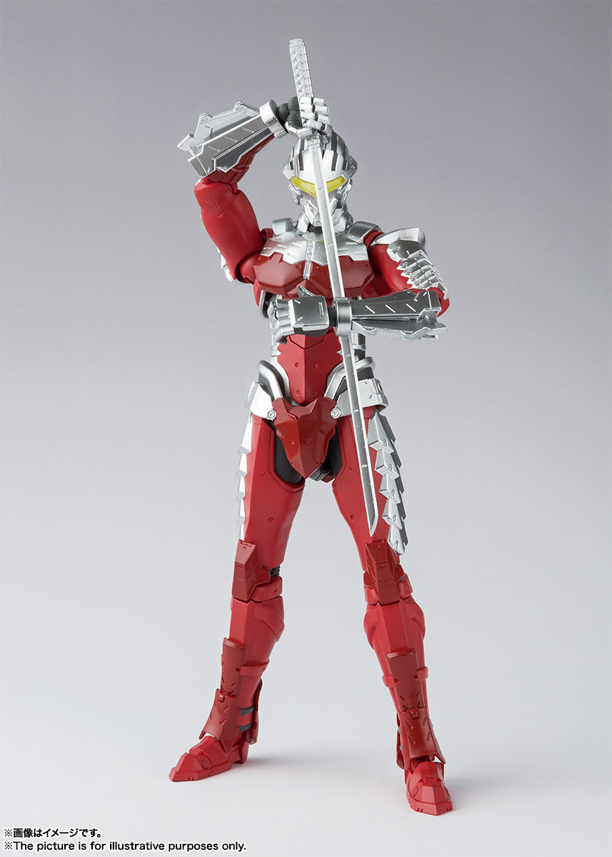 S.H.Figuarts ULTRAMAN SUIT ver7 -the Animation- 06