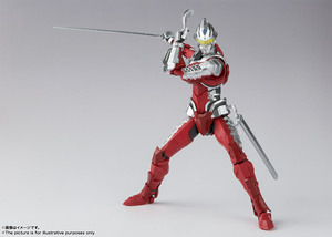 S.H.Figuarts ULTRAMAN SUIT ver7 -the Animation- 08