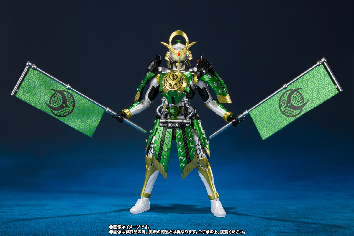 S.H.Figuarts 仮面ライダー斬月 カチドキアームズ | 魂ウェブ