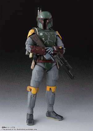 S.H.Figuarts ボバ・フェット(STAR WARS:Episode VI - Return of the Jedi) 01