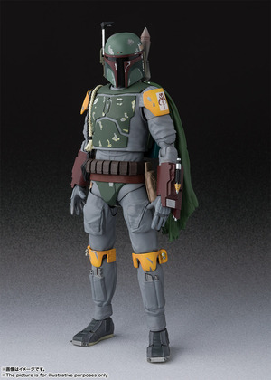 S.H.Figuarts ボバ・フェット(STAR WARS:Episode VI - Return of the Jedi) 02