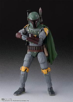 S.H.Figuarts ボバ・フェット(STAR WARS:Episode VI - Return of the Jedi) 03