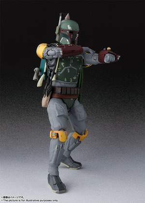 S.H.Figuarts ボバ・フェット(STAR WARS:Episode VI - Return of the Jedi) 04