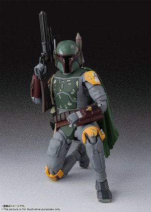 S.H.Figuarts ボバ・フェット(STAR WARS:Episode VI - Return of the Jedi) 05