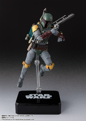 S.H.Figuarts ボバ・フェット(STAR WARS:Episode VI - Return of the Jedi) 08