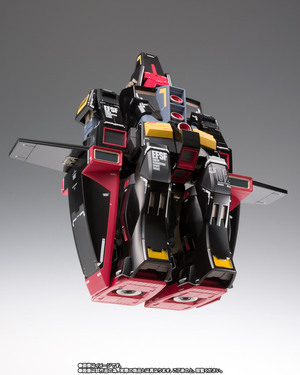 GUNDAM FIX FIGURATION METAL COMPOSITE サイコ・ガンダム(グロスカラーVer.) 08