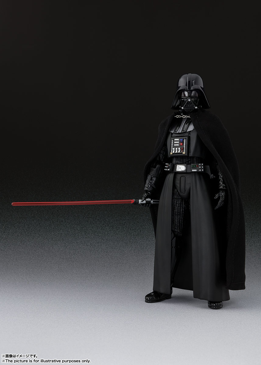 S.H.Figuarts ダース・ベイダー(STAR WARS: Return of the Jedi) 02