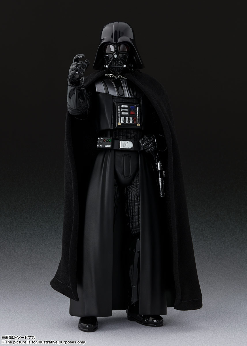 S.H.Figuarts ダース・ベイダー(STAR WARS: Return of the Jedi) 04