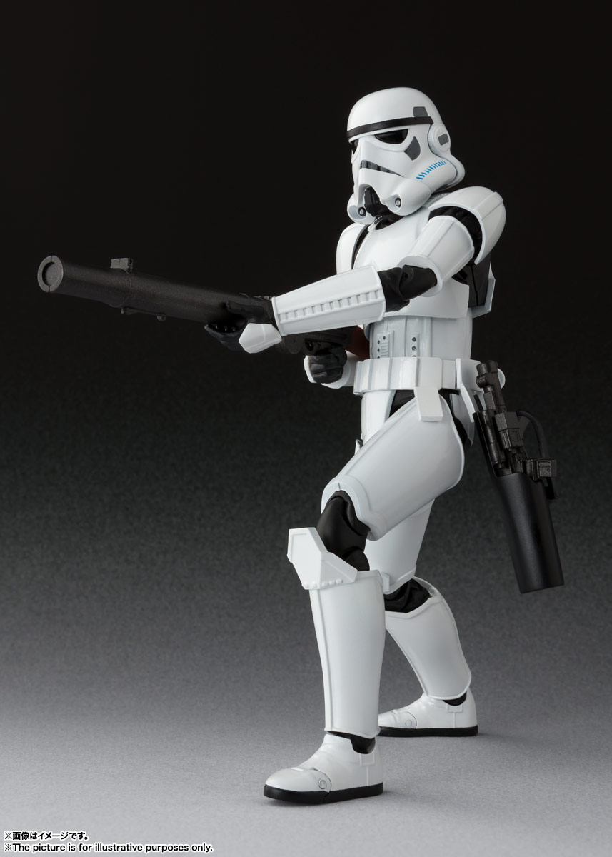 S.H.Figuarts ストームトルーパー(STAR WARS: A New Hope) 02