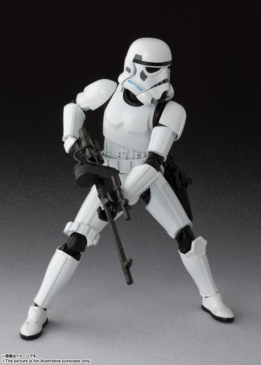 S.H.Figuarts ストームトルーパー(STAR WARS: A New Hope) 03