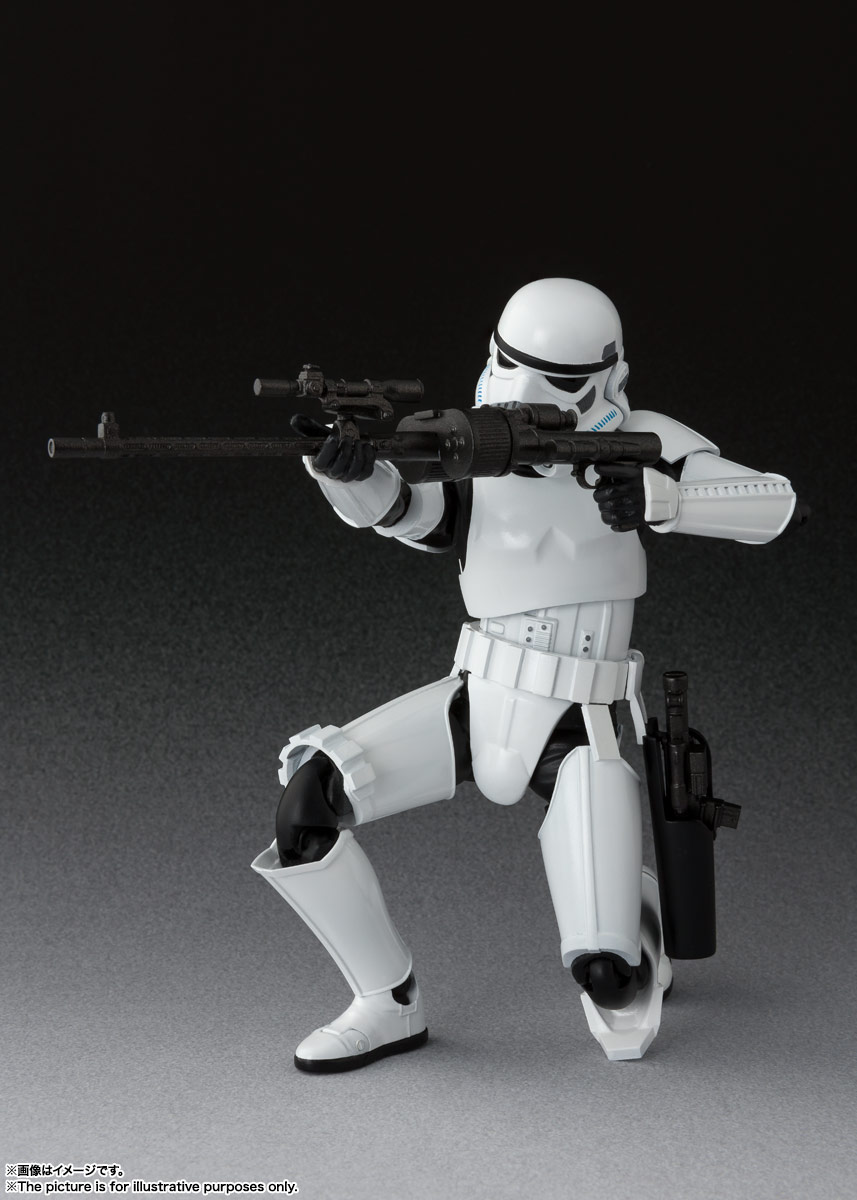 S.H.Figuarts ストームトルーパー(STAR WARS: A New Hope) 04