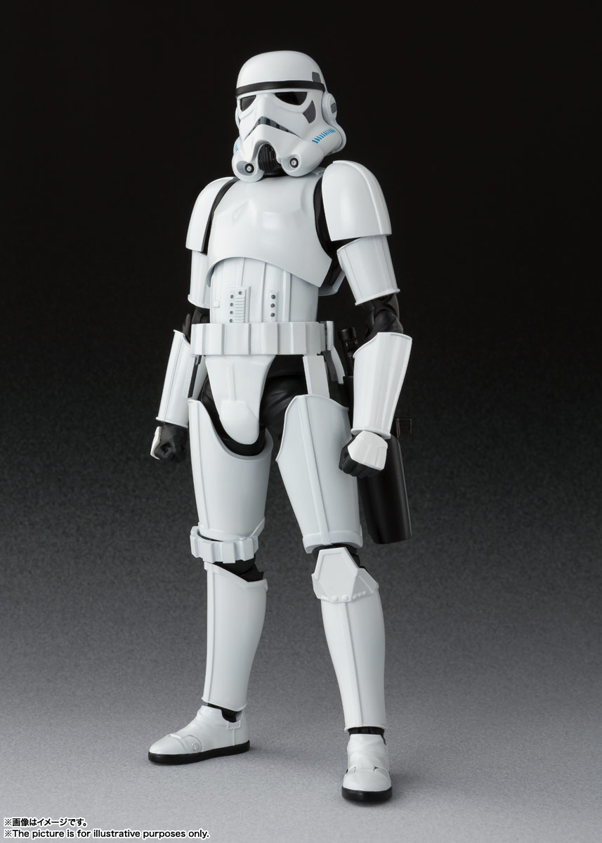 S.H.Figuarts ストームトルーパー(STAR WARS: A New Hope) 05