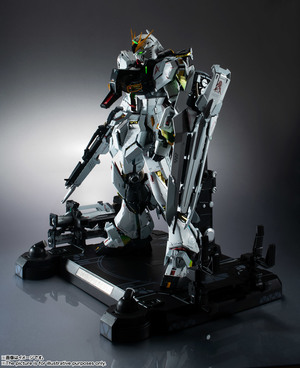 METAL STRUCTURE 解体匠機 RX-93 νガンダム 01