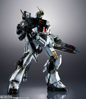 METAL STRUCTURE 解体匠機 RX-93 νガンダム 03