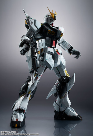 METAL STRUCTURE 解体匠機 RX-93 νガンダム 04