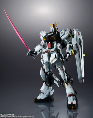 METAL STRUCTURE 解体匠機 RX-93 νガンダム 05