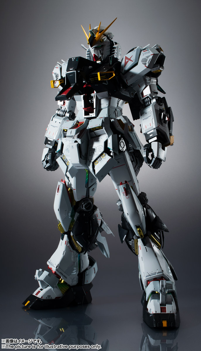 METAL STRUCTURE 解体匠機 RX-93 νガンダム 06