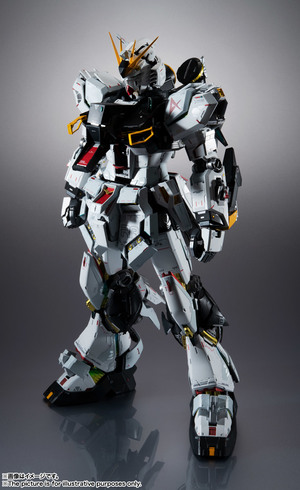 METAL STRUCTURE 解体匠機 RX-93 νガンダム 07