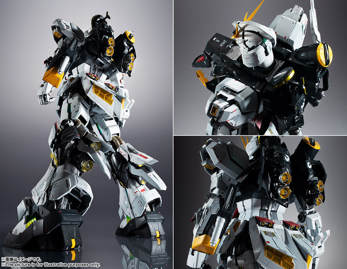 METAL STRUCTURE 解体匠機 RX-93 νガンダム 13