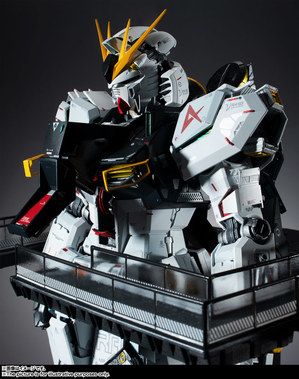 METAL STRUCTURE 解体匠機 RX-93 νガンダム 18