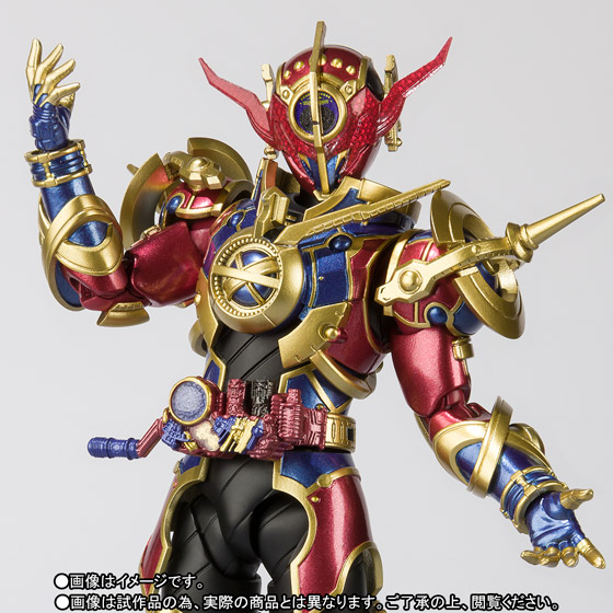 S.H.Figuarts 仮面ライダーエボル(フェーズ1.2.3.セット) 01