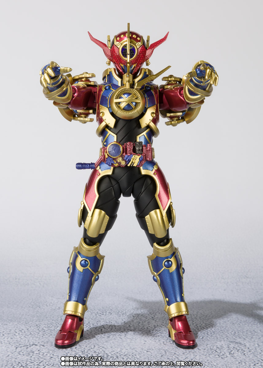 S.H.Figuarts 仮面ライダーエボル(フェーズ1.2.3.セット) 04