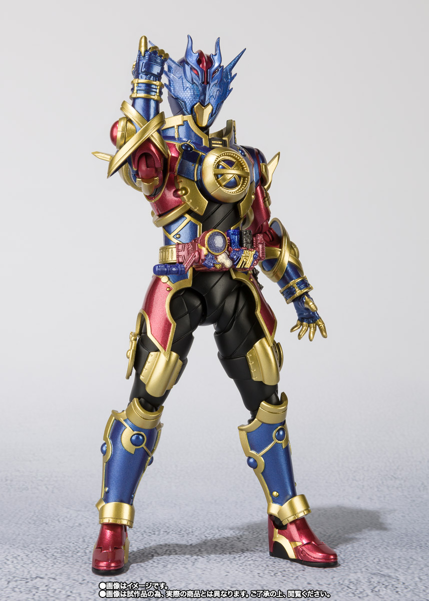 S.H.Figuarts 仮面ライダーエボル(フェーズ1.2.3.セット) 05
