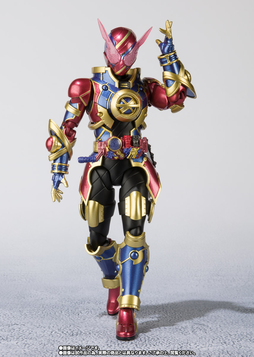 S.H.Figuarts 仮面ライダーエボル(フェーズ1.2.3.セット) 06