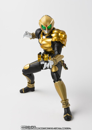 S.H.Figuarts(真骨彫製法) 仮面ライダービースト 05