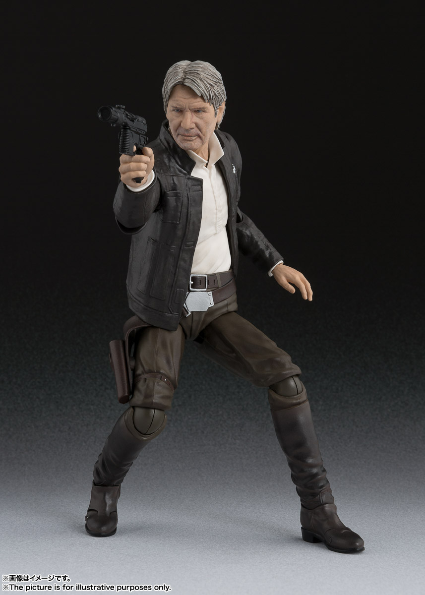 STAR WARS S.H.Figuarts - HAN SOLO - The Force Awakens Item_0000013019_zc2mOpkL_01