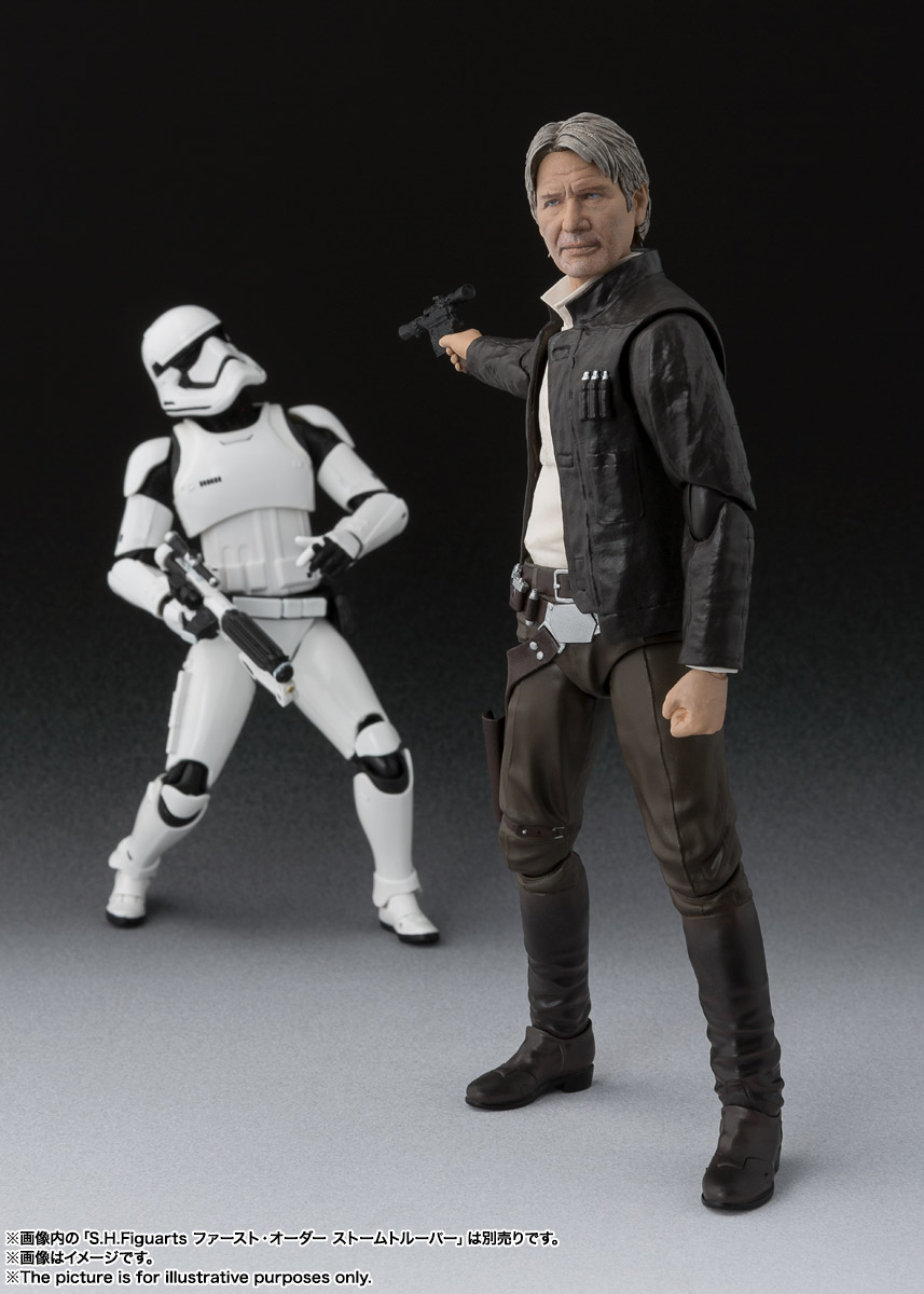 STAR WARS S.H.Figuarts - HAN SOLO - The Force Awakens Item_0000013019_zc2mOpkL_07