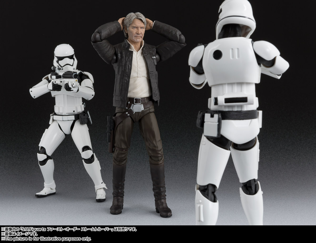 STAR WARS S.H.Figuarts - HAN SOLO - The Force Awakens Item_0000013019_zc2mOpkL_08